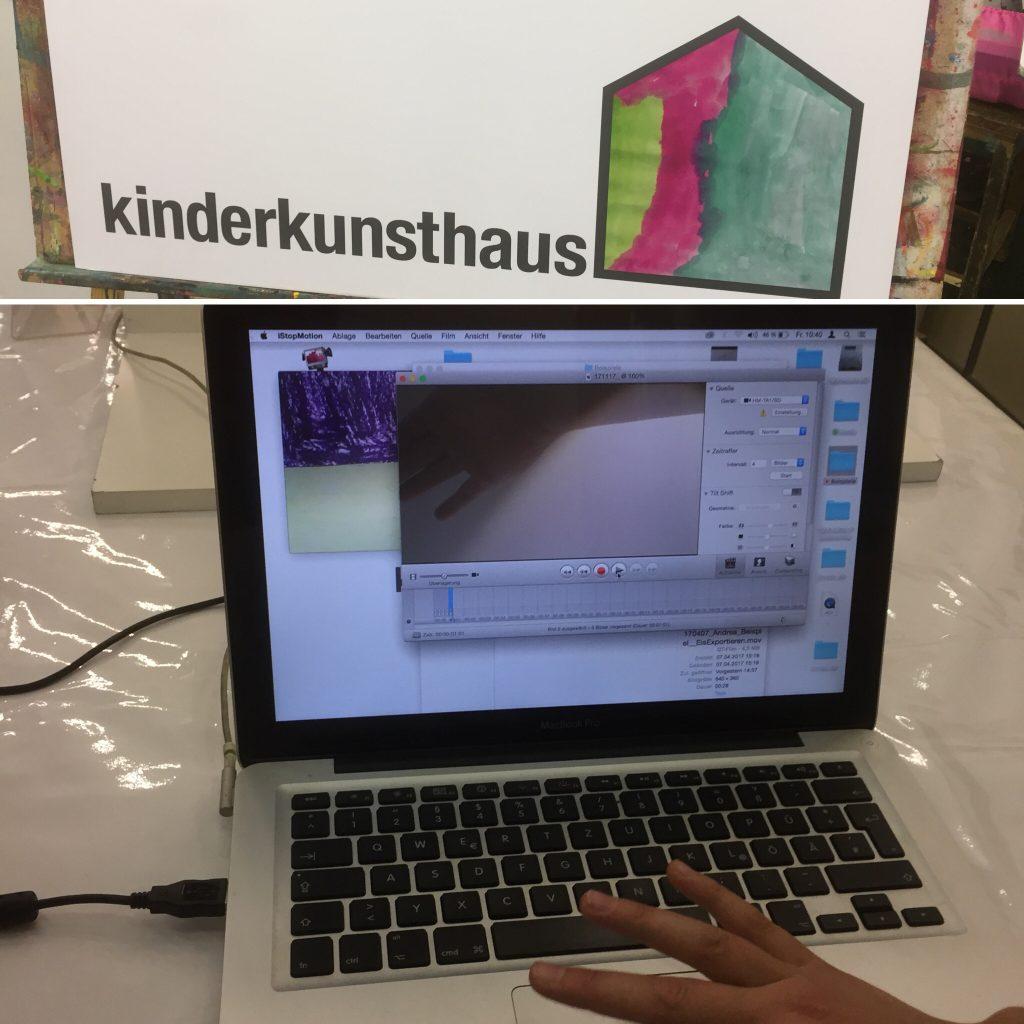 http://blog.forschenfuerkinder.de/2017/11/18/forscha-2017/ Trickfilm Kinderkunsthaus Kinderkreativ