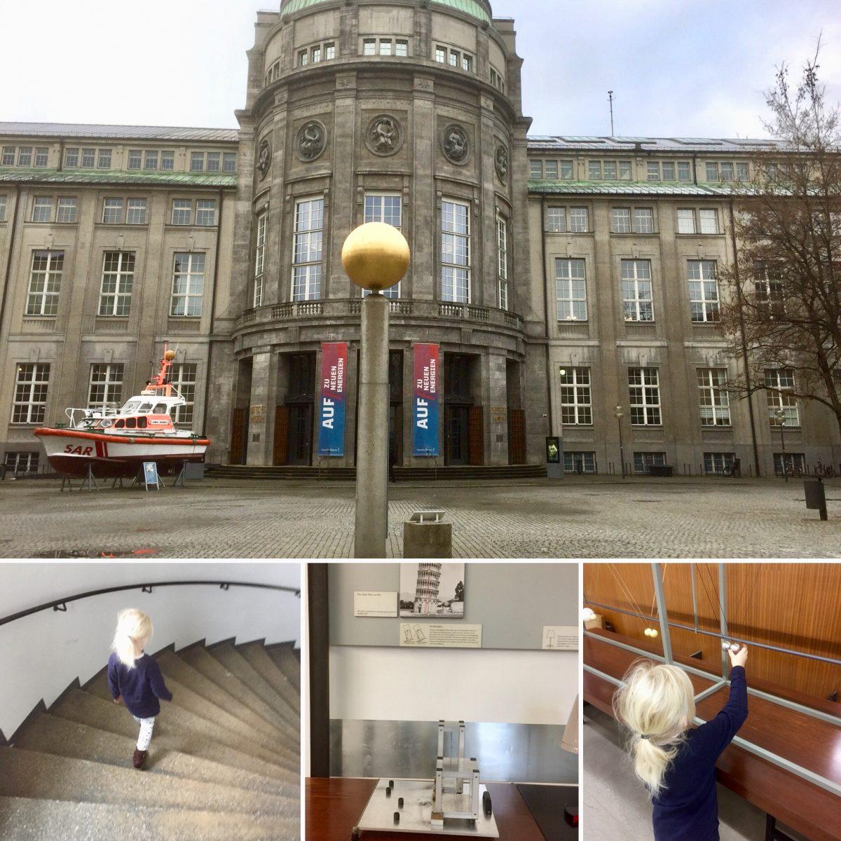 Deutsches Museum: Physik