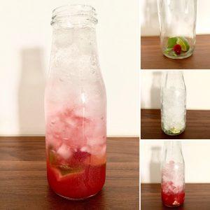 So wird aus Sirup eine Limonade.