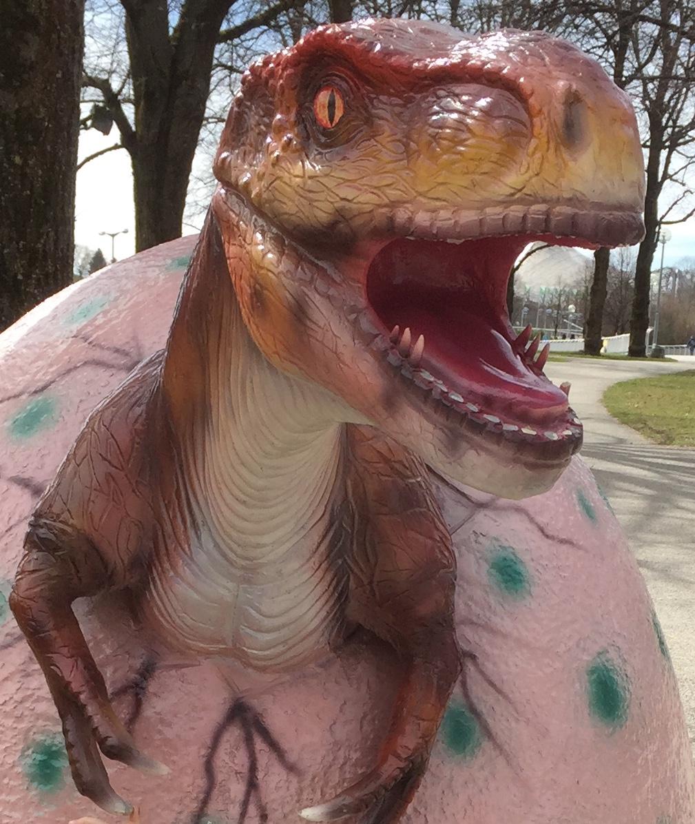 Dinoeier selbst gemacht!