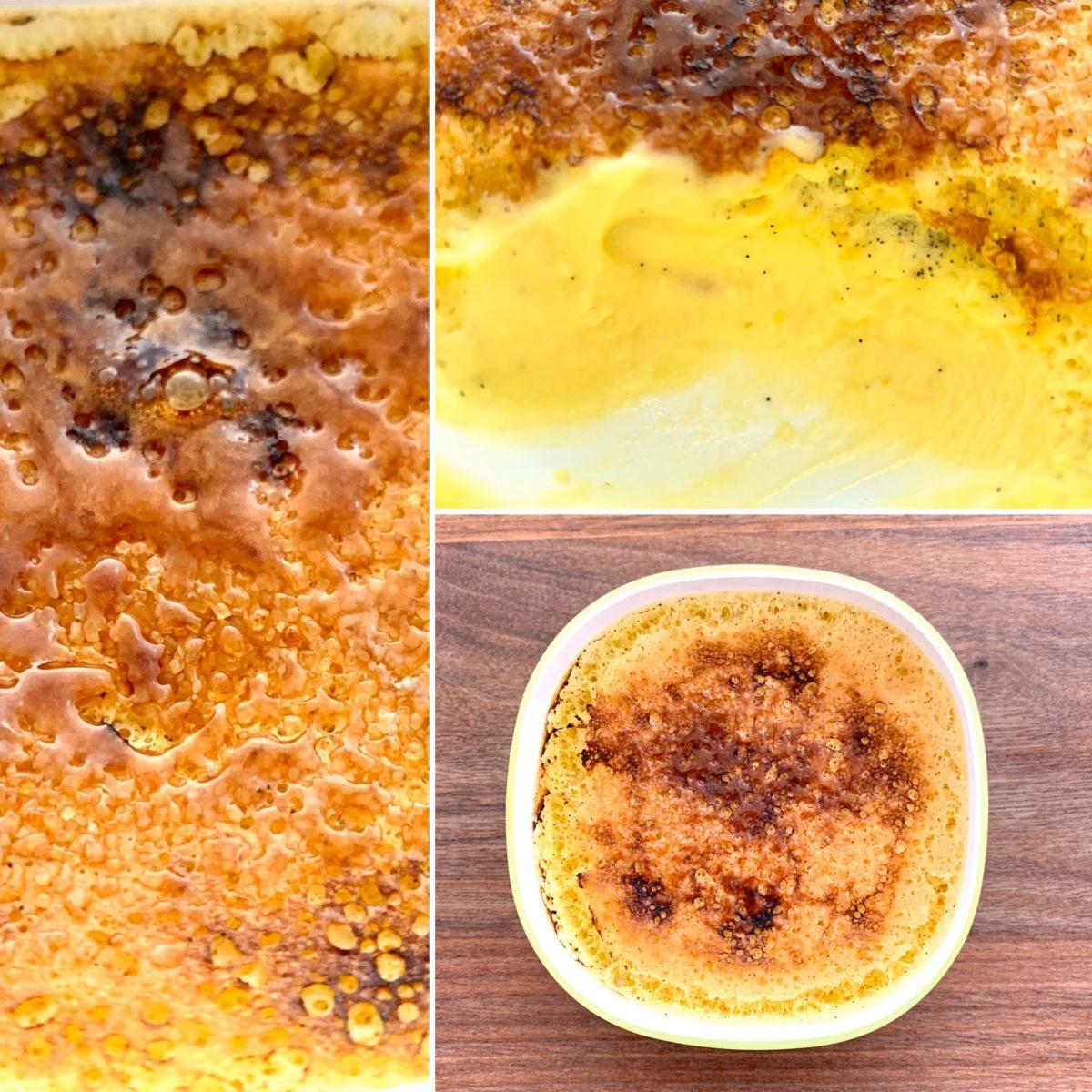 Köstliche Chemie: Crème brûlée